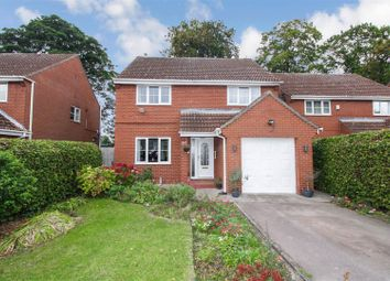 Thumbnail 4 bed detached house for sale in The Groves, Driffield
