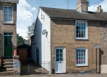 Thumbnail 2 bedroom semi-detached house for sale in Victoria Street, Bury St. Edmunds