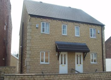Thumbnail 3 bed semi-detached house to rent in The Knowl, Mirfield