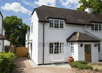 Thumbnail 4 bed property to rent in Rythe Road, Claygate, Esher