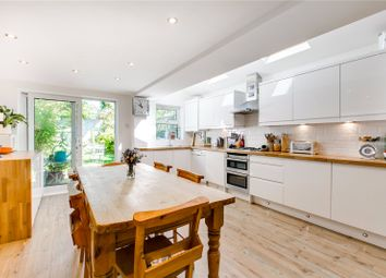 Thumbnail 4 bed terraced house to rent in Strode Road, Fulham, London