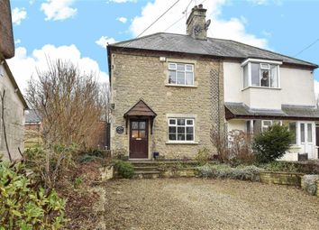 Thumbnail 2 bed cottage for sale in Oak Road, Watchfield, Oxfordshire