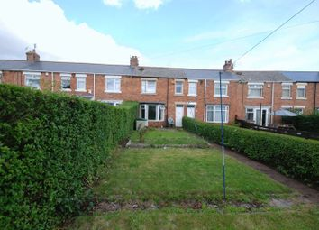 Thumbnail 2 bed terraced house for sale in Rowlington Terrace, Ashington