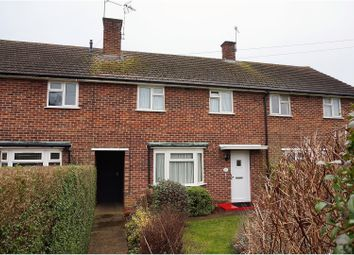 Thumbnail 2 bedroom terraced house for sale in Ashampstead Road, Southcote, Reading