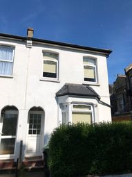 Thumbnail 3 bed end terrace house to rent in Palace Road, London