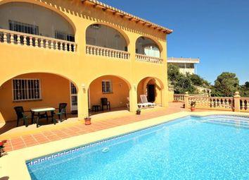 Thumbnail 4 bed villa for sale in Orba, Costa Blanca, Spain