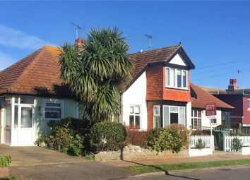 Thumbnail 3 bed terraced house for sale in Seafield Road, Rustington, Littlehampton