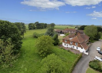 Thumbnail 6 bed country house for sale in Alkham, Dover