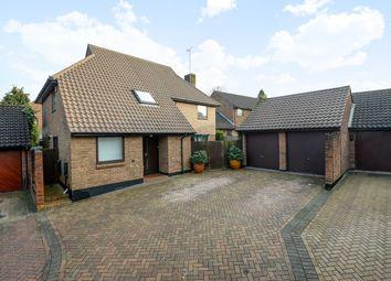 Thumbnail 4 bedroom detached house for sale in Feld Way, Lychpit, Basingstoke