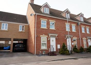 Thumbnail 3 bed town house for sale in Morse Road, Norton Fitzwarren, Taunton