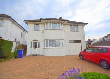 Thumbnail 4 bed detached house to rent in Poynings Way, West Finchley, London
