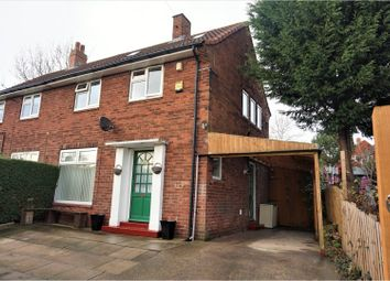 Thumbnail 2 bed semi-detached house for sale in Silk Mill Avenue, Leeds