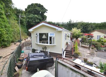 Thumbnail 1 bed detached bungalow for sale in Crossways Park, Fosseway, Dunkerton, Bath, Somerset