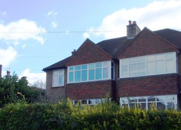 Thumbnail 3 bed semi-detached house for sale in West Street, Ewell Village