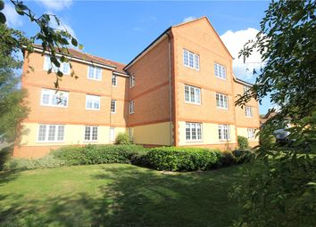 Thumbnail 2 bed flat for sale in Meadow View, Chertsey, Surrey