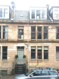 Thumbnail 3 bed flat to rent in Partickhill Road, Glasgow