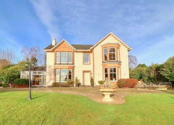 Thumbnail 7 bed detached house to rent in Pier Road, Rhu, Helensburgh
