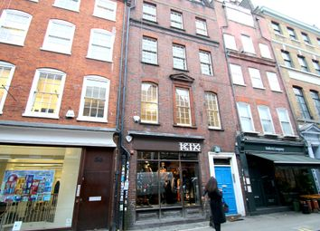 Thumbnail Retail premises to let in 57 Greek Street, Soho, London
