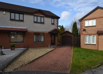 Thumbnail 3 bedroom semi-detached house for sale in Windsor Gardens, Hamilton, Lanarkshire