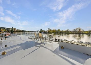 Thumbnail 1 bed houseboat for sale in Hope Pier, Lower Mall, Hammersmith