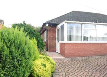 Thumbnail 2 bed bungalow for sale in Neville Street, Longridge, Preston