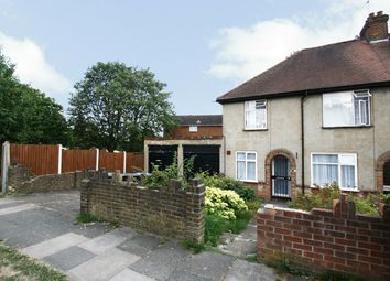 Thumbnail 2 bed flat for sale in The Fairway, Southgate