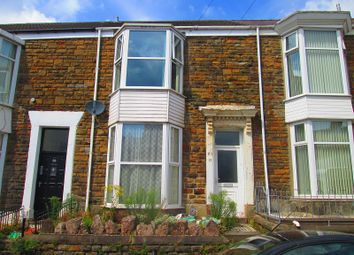 Thumbnail 3 bed terraced house for sale in Cromwell Street, Swansea, City And County Of Swansea.