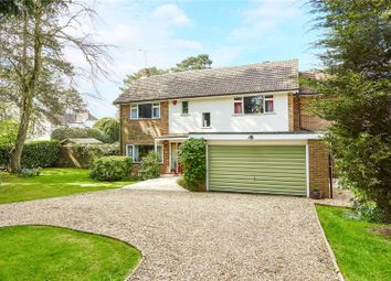 Thumbnail 4 bed detached house for sale in Westhall Road, Warlingham, Surrey