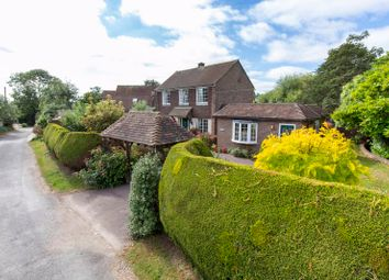 Thumbnail 4 bed detached house for sale in School Lane, Nutbourne, Chichester