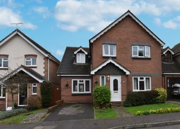 Thumbnail 4 bed detached house for sale in Bryer Close, Chard
