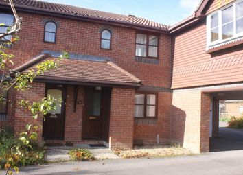 Thumbnail 2 bed terraced house to rent in Wilman Way, Salisbury