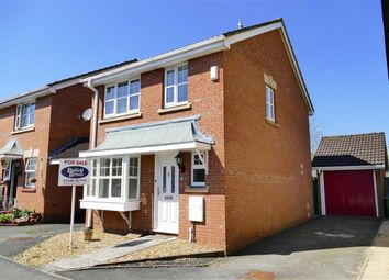 Thumbnail 3 bed detached house for sale in Shelburne Road, Calne