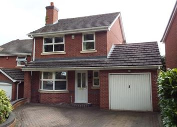 Thumbnail 3 bedroom detached house for sale in Bridle Grove, West Bromwich, West Midlands