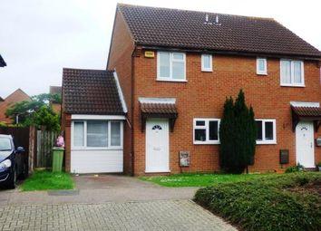 Thumbnail 2 bed semi-detached house for sale in Lichfield Down, Walnut Tree, Milton Keynes, Buckinghamshire