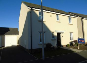 Thumbnail 4 bed detached house for sale in Heol Waunhir, Carway, Llanelli