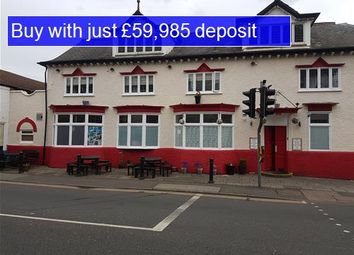 Thumbnail Pub/bar for sale in Ashley Terrace, Carlton Road, Worksop