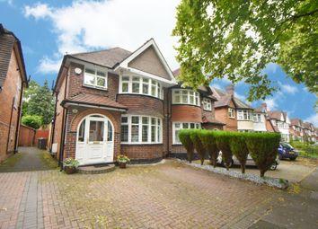 3 bed semi-detached house for sale in Edenbridge Road, Hall Green, Birmingham B28