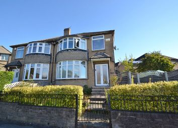 Thumbnail 3 bed semi-detached house to rent in Carr Manor Crescent, Moortown, Leeds
