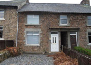 Thumbnail 3 bedroom terraced house to rent in St. Andrews Road, Blackhill, Consett