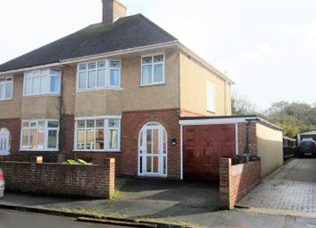 Thumbnail 3 bed semi-detached house for sale in Heathwood Road, Weymouth
