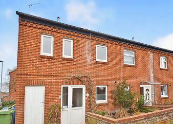 Thumbnail 4 bed terraced house for sale in Donchurch Close, Norwich