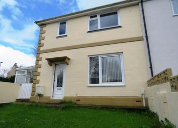 Thumbnail 3 bed semi-detached house to rent in North Prospect Road, Plymouth