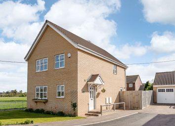 Thumbnail 4 bed detached house for sale in St Edmunds Road, Lingwood, Norfolk