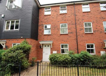 Thumbnail 4 bed town house for sale in Goldrill Close, West Bridgford