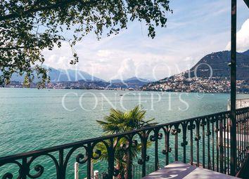 Thumbnail Villa for sale in Lakefront Villa, Campione D'italia, Como, Lombardy, Italy