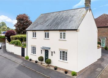 Thumbnail 4 bed detached house for sale in Aspen Road, Charlton Down, Dorchester