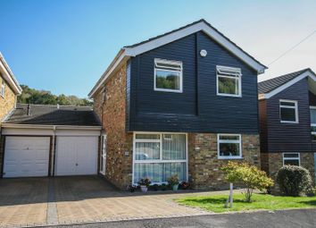 Thumbnail 5 bed detached house for sale in Highwoods Drive, Marlow
