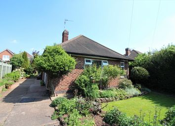 Thumbnail 3 bed detached bungalow for sale in Maple Drive, Nuthall, Nottingham