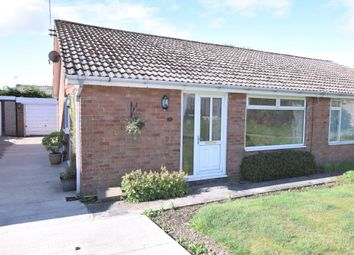 Thumbnail 2 bed semi-detached bungalow for sale in Hawson Close, Scarborough, North Yorkshire