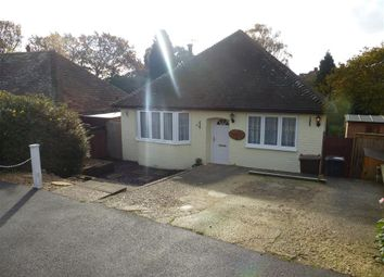 Thumbnail 2 bed detached bungalow for sale in Dalehurst Road, Bexhill-On-Sea